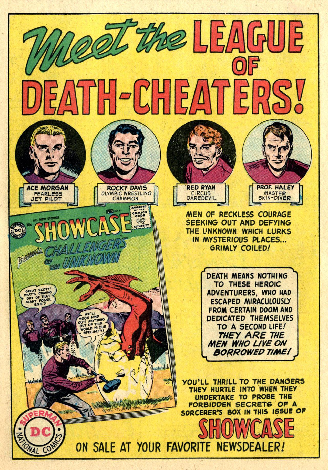 Read online Detective Comics (1937) comic -  Issue #239 - 16