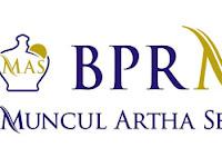 Lowongan Kerja di BPR Muncul Artha Sejahtera - Semarang (Marketing Kredit & SPV Marketing)