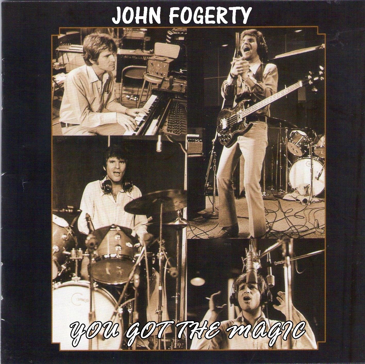 Diggy liggy lo john fogerty —