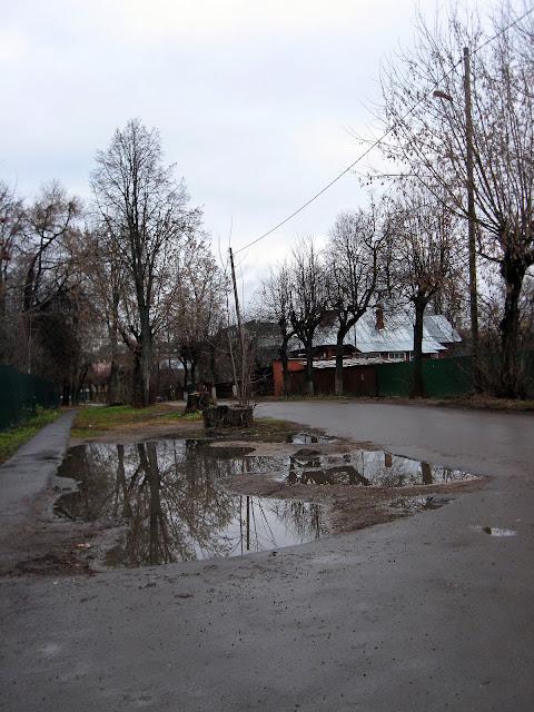 Звенигород в ноябре