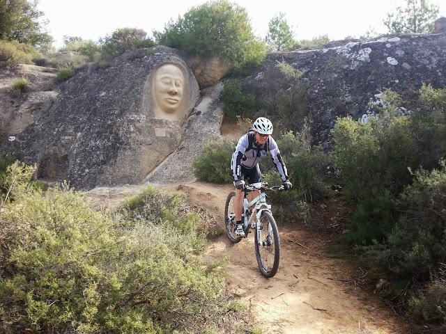 Buendia ruta de las caras