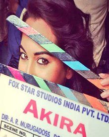 Sonakshi Sinha, Konkona Sen Sharma, Urmila Mahanta 2016, 2017 Tamil Movie 'Akira' Wiki, Poster, Release date, Full Star cast