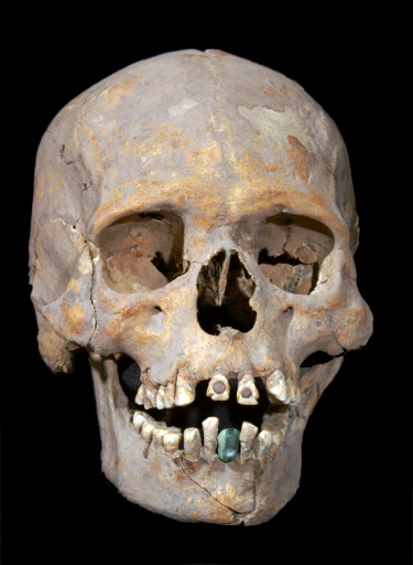 1,600-Year-Old Skeleton Found In Ancient Ruins of Teotihuacan