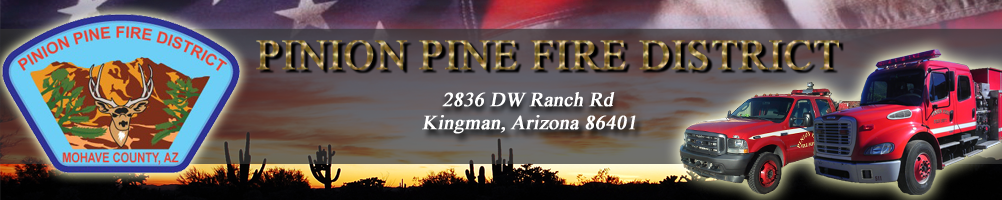 Pinion Pine Fire District