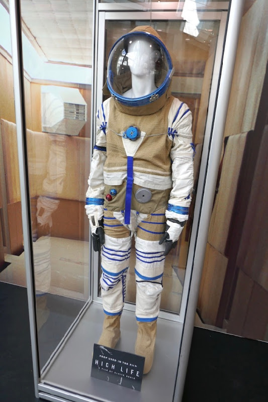 High Life film spacesuit