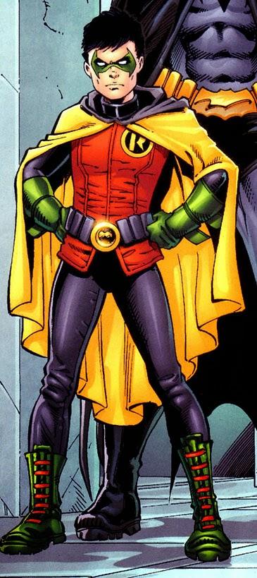 Weird Science DC Comics: Top 5 Fridays: Top 5 Robin ...