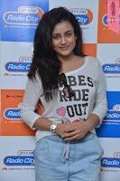 Cute Actress Misti Chakravarthi at Babu Baga Busy Team at Radio City ~  Exclusive 8th April 2017 022.JPG