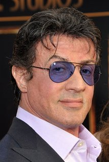 Sylvester Stallone. Director of Rambo: Last Blood