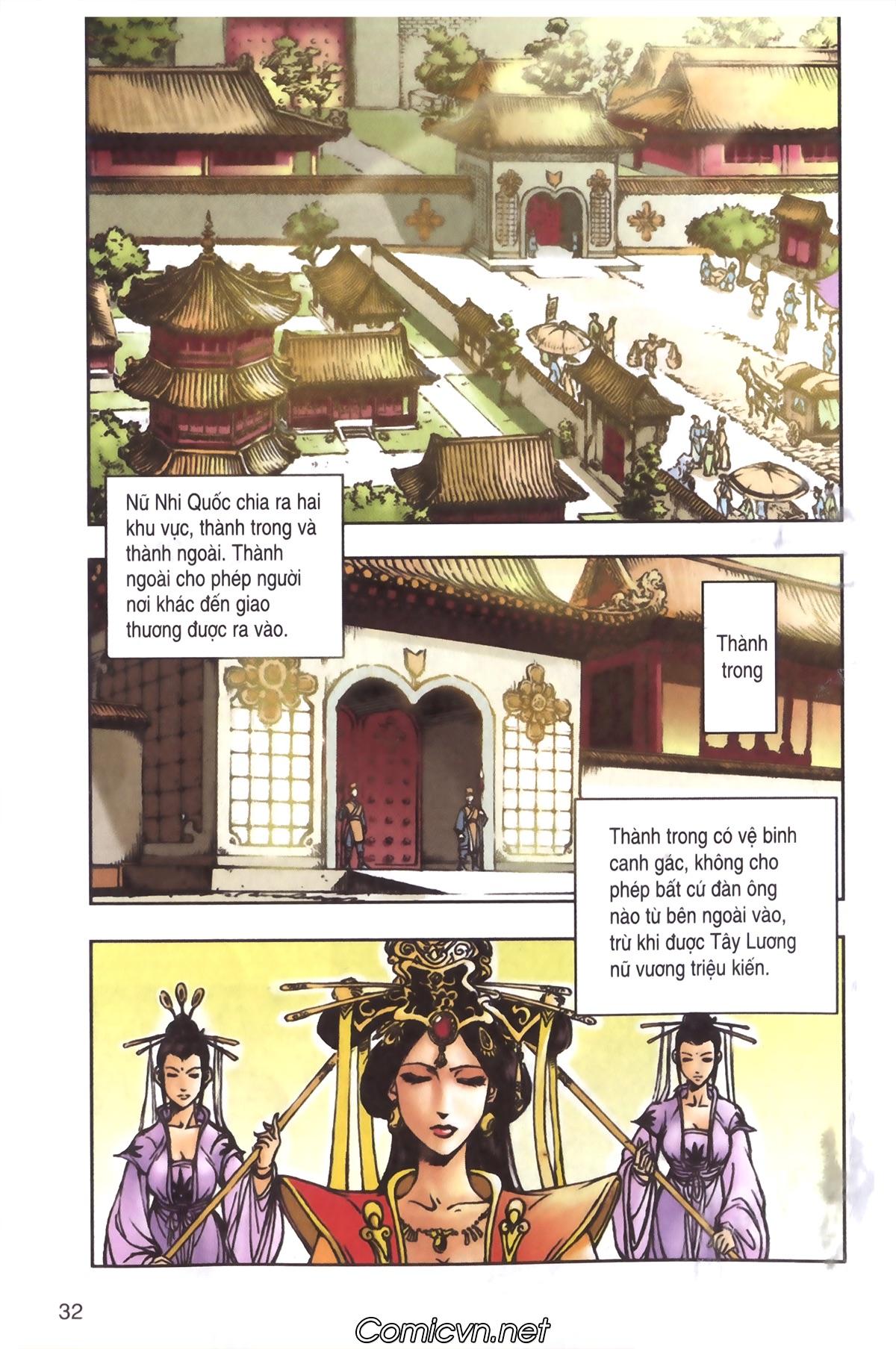 Tây Du Ký màu - Chapter 97 - Pic 2