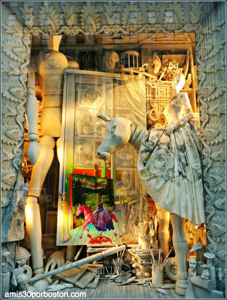 Bergdorf Goodman: Pintura