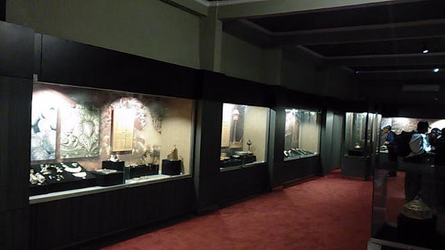 Museum Negeri Nusa Tenggara Barat (NTB).