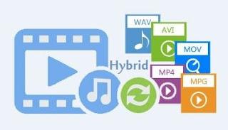 برنامج, قوى, ومميز, لتحويل, صيغ, الفيديو, والصوت, Hybrid, اخر, اصدار