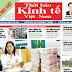 Bảng giá quảng cáo Thời báo Kinh tế Việt Nam