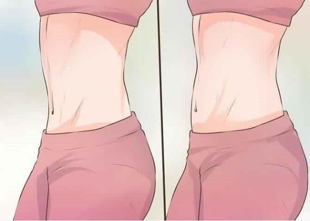 اسباب ظهور الكرش وكيفية تخسيس البطن بطرق سهلة وناجحة تضمن لك بطن ممسوح