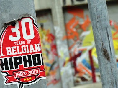 30 YEARS OF BELGIAN HIP-HOP