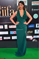 Laxmi Rai in a Deep neck Beautiful Green Gown Cute Actress Laxmi Rai ~  021.JPG