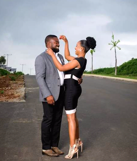 Pre-wedding picture styles