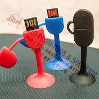 Flashdisk Sticky Rubber - fdbr06