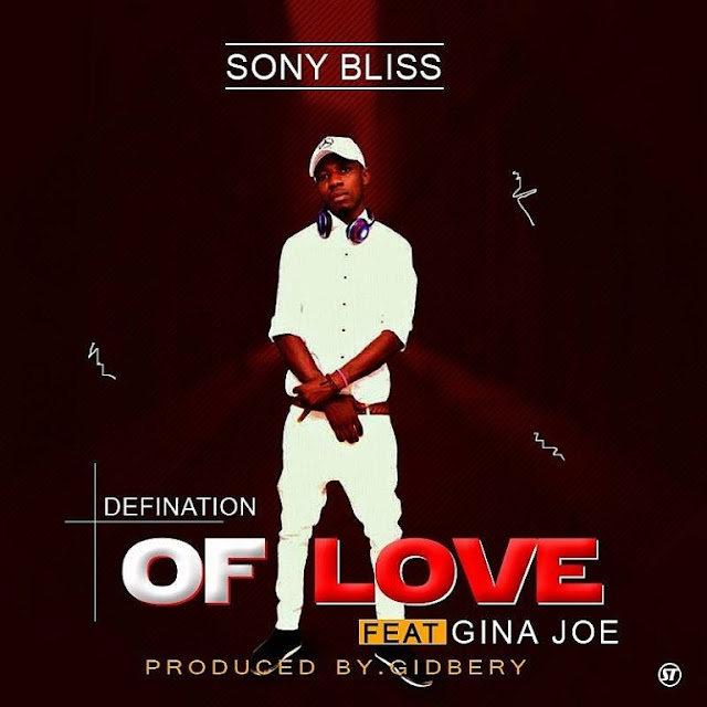 SONG: Sony Bliss Ft Gina Joe – Definition Of Love - www.mp3made.com.ng