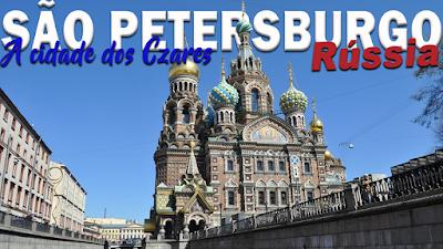 São Petersburgo com crianças
