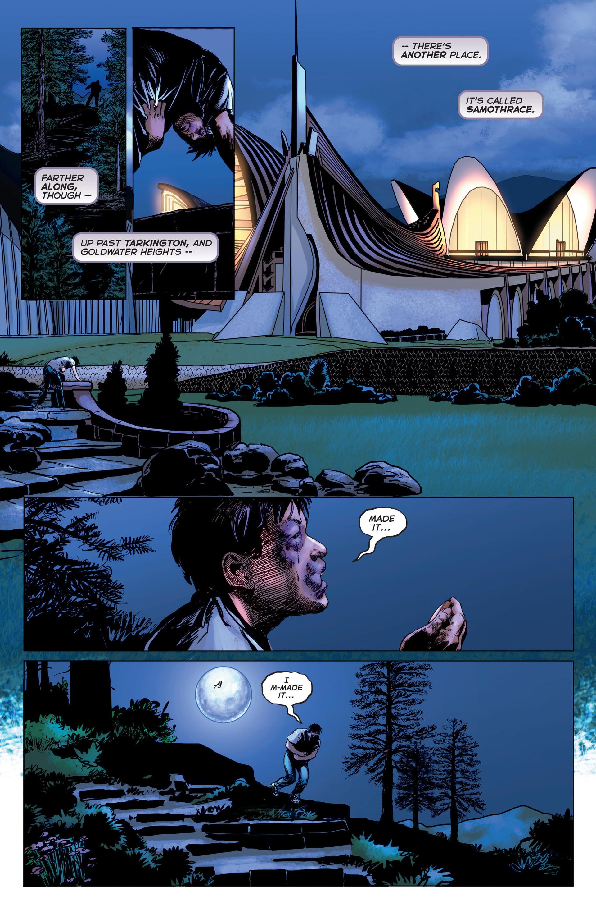 Read online Astro City comic -  Issue #7 - 3