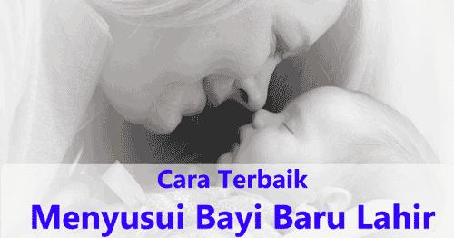 Cara Menyusui Bayi Baru Lahir yang Baik dan Benar - OkeCoy ...