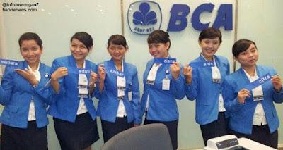gambar Lowongan Kerja Bank BCA terbaru
