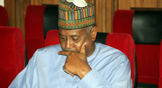 Image result for High Court fixes March 2nd for Sambo Dasuki's hearing