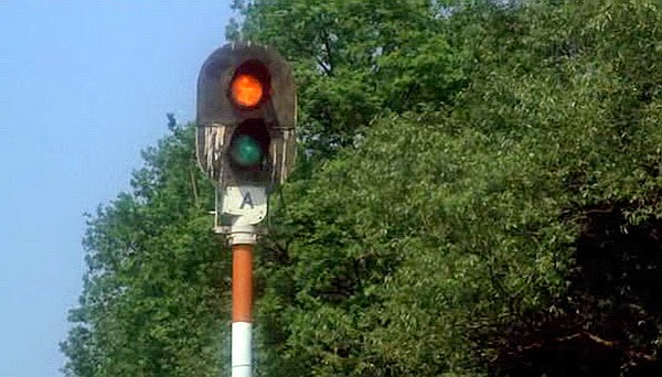 semafor w filmie