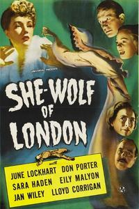 Watch She-Wolf of London Online Free in HD