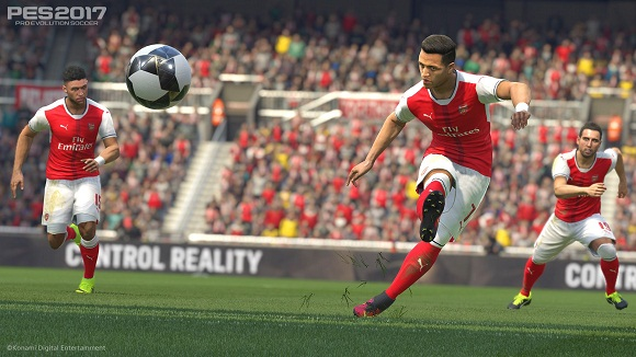 PES 2017 Repack Highly Compressed RIP