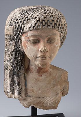 Bbb Histoires De Perruques Dans L Egypte Ancienne