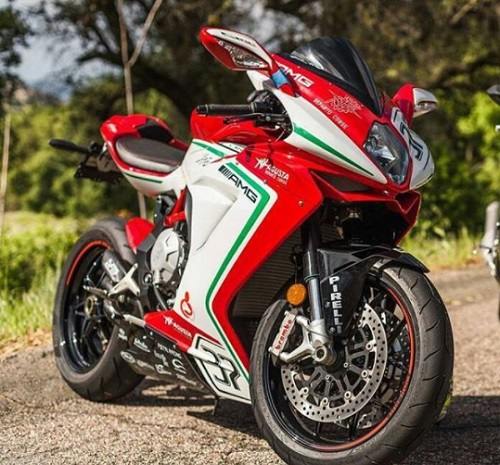MV Agusta F3 675 pricing spec and review