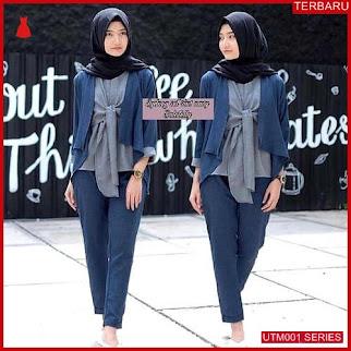 UTM001S83 Baju Sydney Muslim Set Dewasa 3in1 UTM001S83 001   Terbaru BMGShop