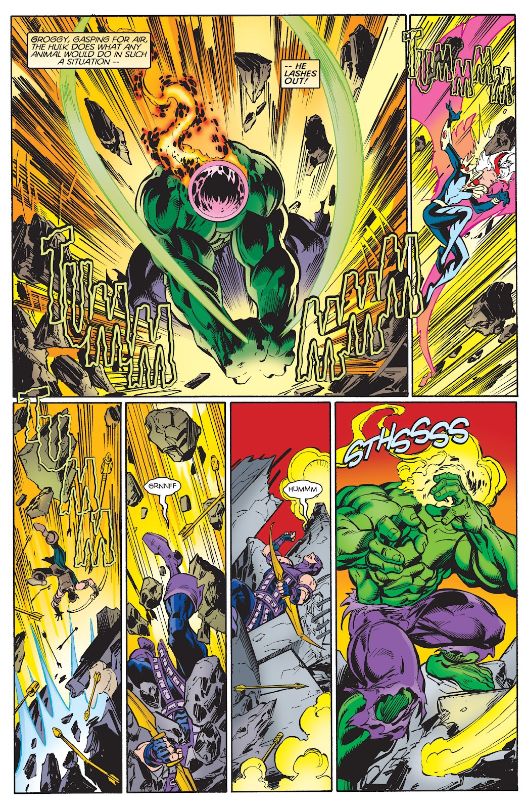 Read online Hawkeye & The Thunderbolts comic -  Issue # TPB 1 (Part 3) - 91