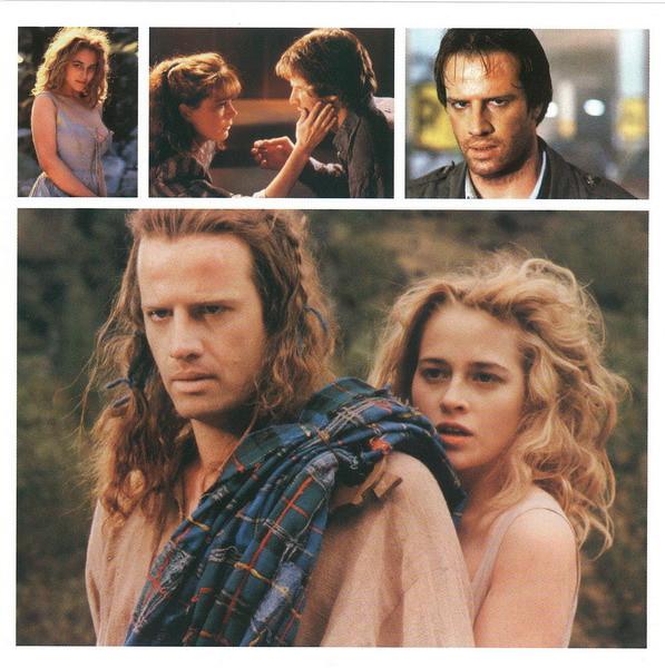 Queen Highlander Soundtrack: AOR Night Drive: 'Highlander' Soundtrack Movie 1986