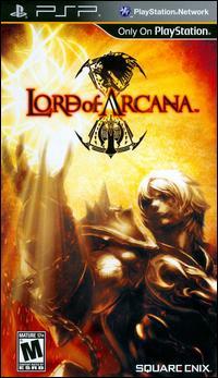 Lord of Arcana [PSP - EUR] (ISO) Español [MEGA]