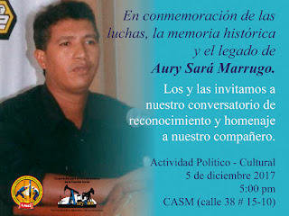 Aury Sara, 16 años después