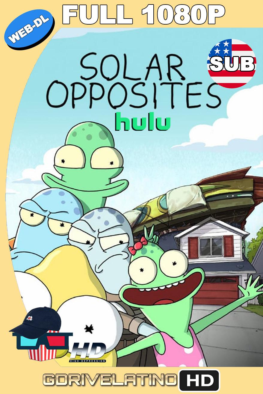 Solar Opposites (2020) Temporada 1 HULU WEB-DL 1080p SUBTITULADO MKV