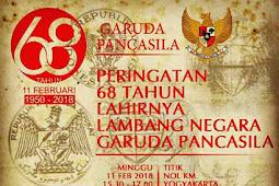 Hadirilah Peringatan Lahirnya lambang Garuda Pancasila di Jogja