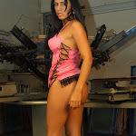 Andrea Rincon, Selena Spice Galeria 38 : Baby Doll Rosado, Tanga Rosada, Total Rosada Foto 46