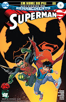 DC Renascimento: Superman #11