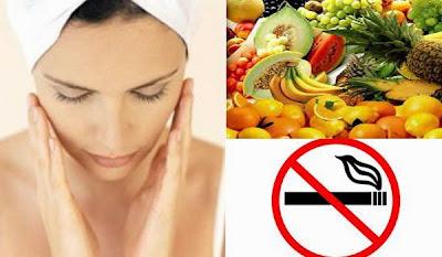 Cara menjaga kesehatan kulit tubuh secara alami