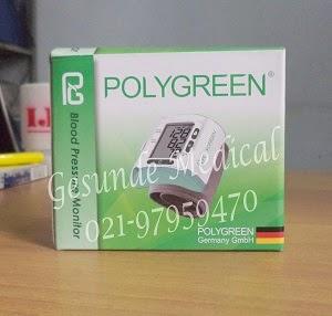 Jual Tensi Meter Polygreen KP-6241