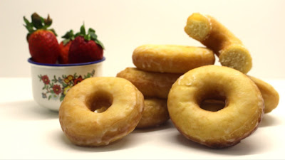 Receta artesanal de Donas, Donuts o Berlinas de azucar