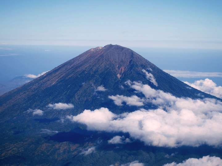 Mount Agung Activity Increases, 11 Volcanic Earthquakes Have Happened