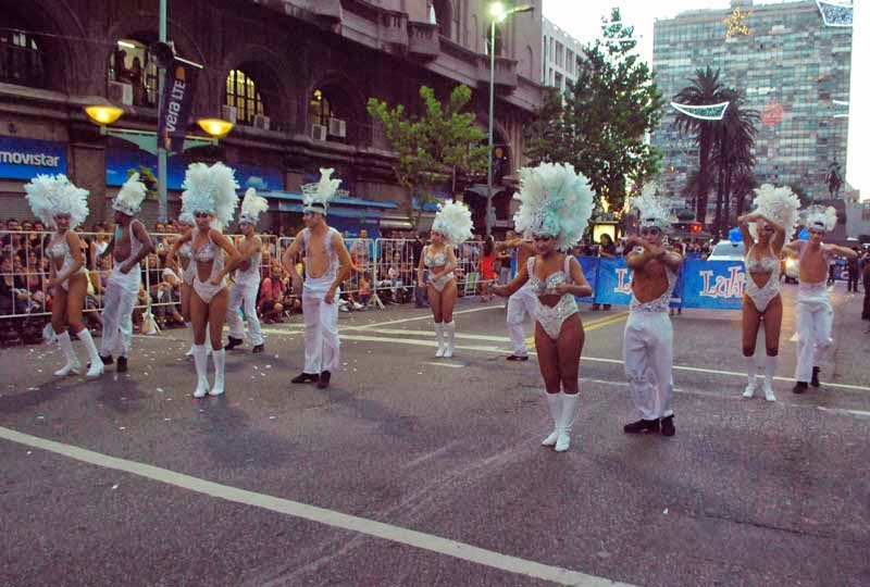 Desfile Inaugural del Carnaval. 2015. Tabú.