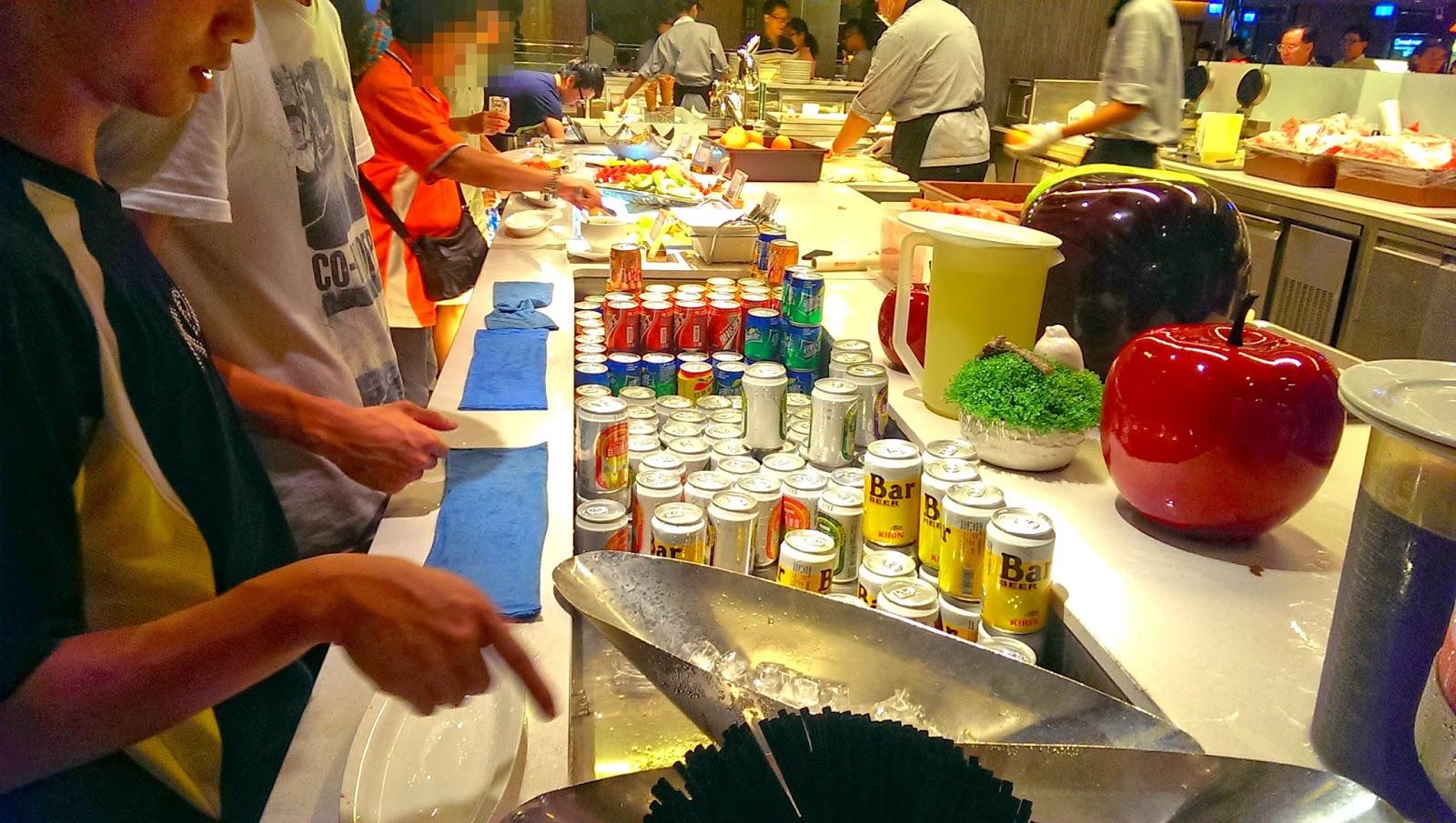 2015 07 01%2B19.18.19 - [食記] 台北京站 - 饗食天堂,有生魚片吃到飽的高級自助餐廳!