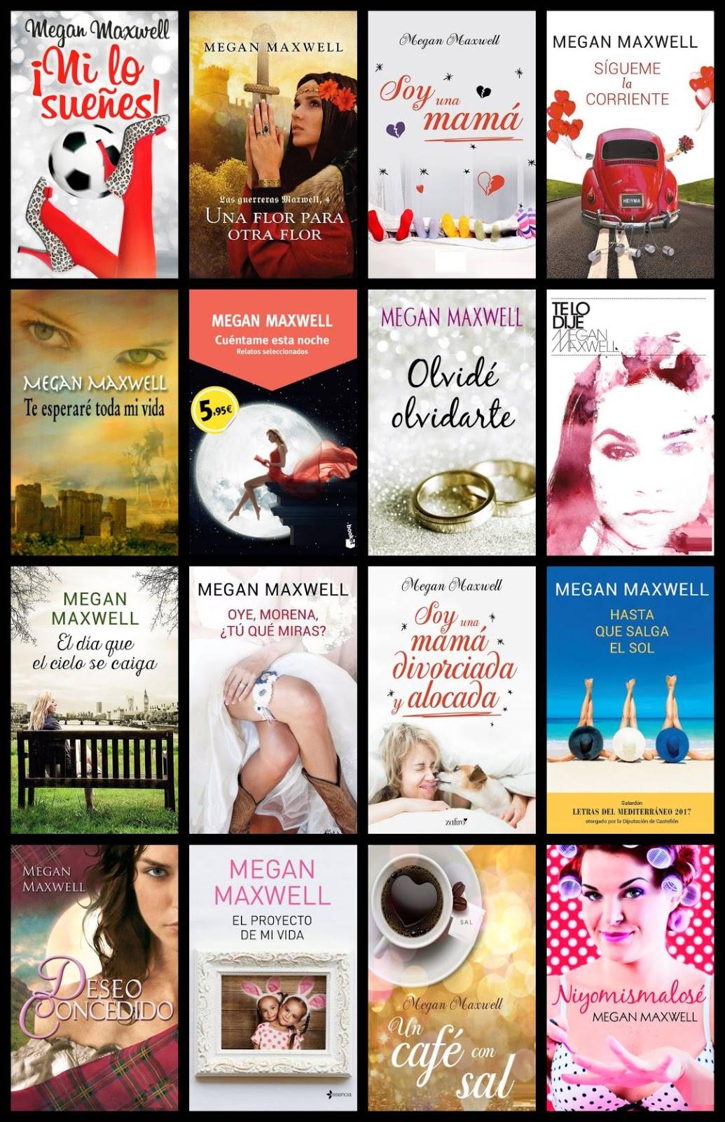 Tienda Ebook Maxwell Megan 41 Libros Cod 073 Epub Mobi Pdf