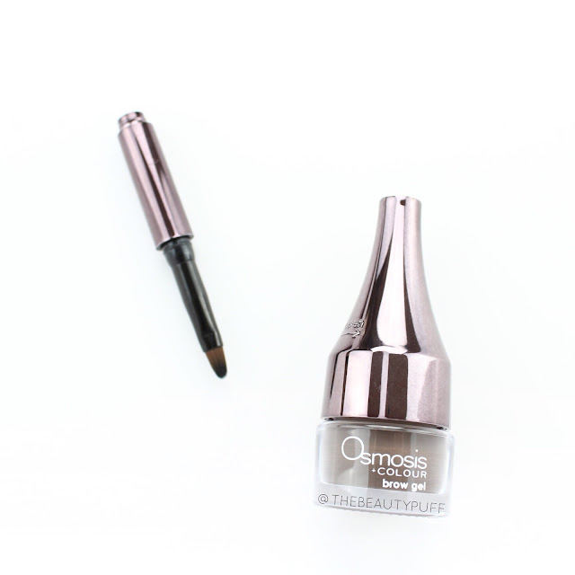 osmosis colour brow gel brown | the beauty puff